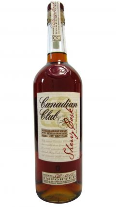 Canadian Club - Sherry Cask 8 year old Whisky