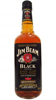 Jim Beam - Black Sour Mash (old bottling) 6 year old Whisky