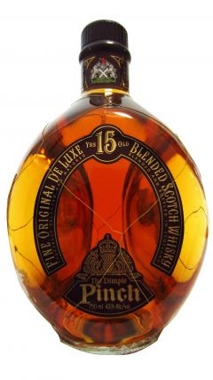 Dimple - Pinch (old bottling) 15 year old Whisky