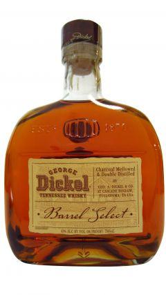 George Dickel - Barrel Select (old bottling) Whiskey