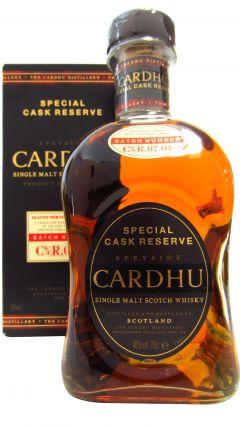 Cardhu - Special Cask Reserve 07.04 Whisky