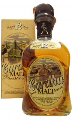 Cardhu - Pure Highland Malt (old bottling) 12 year old Whisky