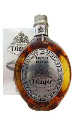 Dimple - Silver Anniversary 1973 - 1998 15 year old Whisky