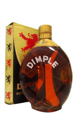 Dimple - Old Blended Scotch Whisky