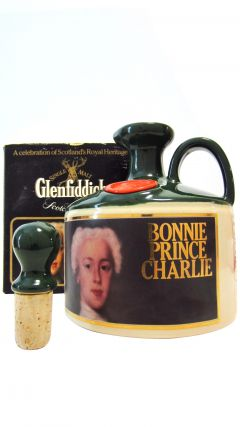 Glenfiddich - Royal Heritage - Bonnie Prince Charlie Flagon Whisky