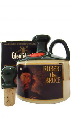 Glenfiddich - Royal Heritage - Robert The Bruce Flagon Whisky