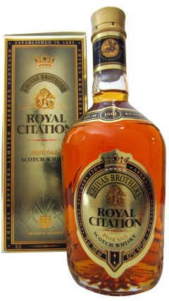 Chivas Regal - Royal Citation Premium Reserve Whisky
