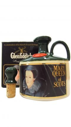 Glenfiddich - Royal Heritage - Mary Queen Of Scots Flagon Whisky