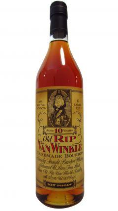 Pappy Van Winkle - Old Rip Van Winkle 10 year old Whiskey