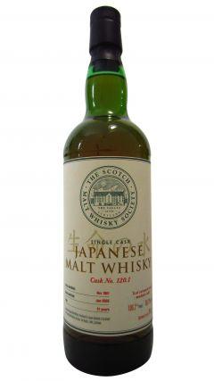 Hakushu - Scotch Malt Whisky Society SMWS 120.1 - 1981 21 year old Whisky