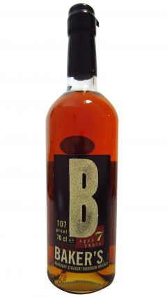 Baker's - Small Batch Bourbon 7 year old Whiskey