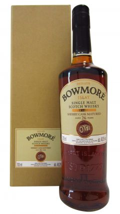 Bowmore - Feis Ile 2015 - Sherry Cask Matured - 1988 26 year old Whisky