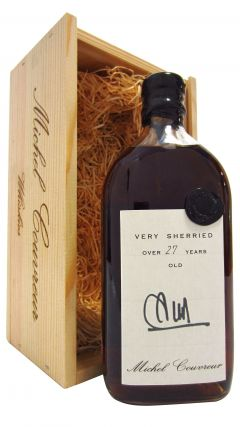 Michel Couvreur - Very Sherried Malt - 1984 27 year old Whisky