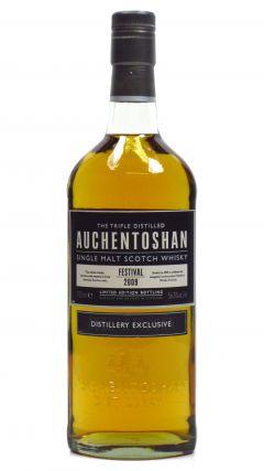 Auchentoshan - Distillery Whisky Festival 2009 Whisky