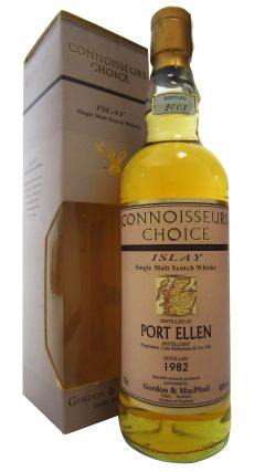 Port Ellen (silent) - Connoisseurs Choice - 1982 21 year old Whisky