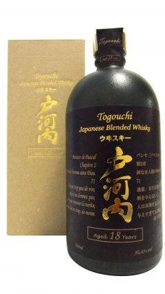 Togouchi - Chapter 2 Blended 18 year old Whisky