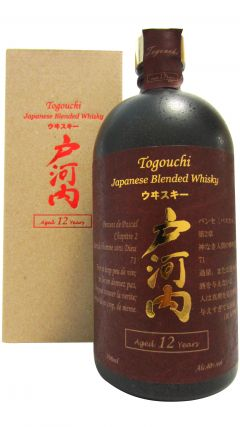Togouchi - Chapter 2 Blended 12 year old Whisky