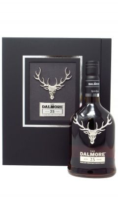 Dalmore - Highland Single Malt  25 year old Whisky