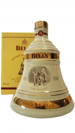Bells - Decanter Christmas 2006 8 year old Whisky