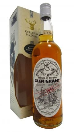 Glen Grant - Single Highland Malt - 1952 44 year old Whisky