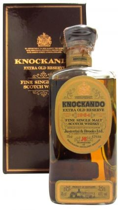 Knockando - Extra Old Reserve - 1964 24 year old Whisky
