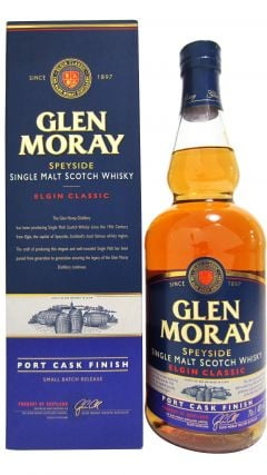 Glen Moray - Port Cask Finish Whisky
