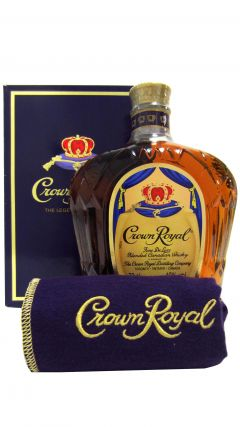 Crown Royal - Fine Deluxe Canadian Whisky