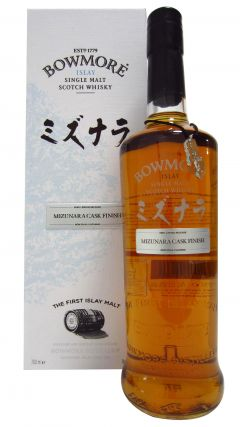 Bowmore - Mizunara Oak Cask Finish Whisky