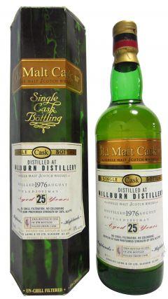 Millburn (silent) - Old Malt Cask 50 - 1976 25 year old Whisky