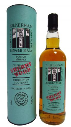 Kilkerran - Work in Progress 7 Sherry Wood Whisky