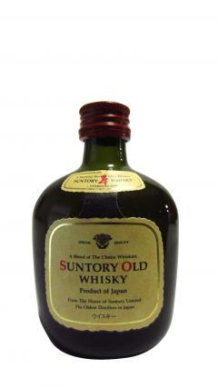 Suntory - Suntory Old Miniature Whisky