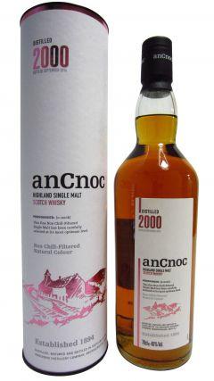 anCnoc - Highland Single Malt - 2000 14 year old Whisky