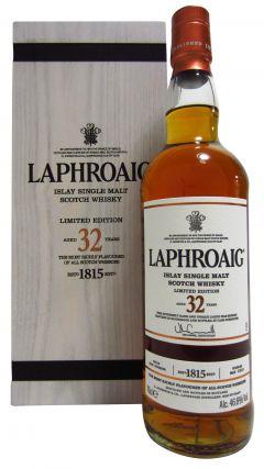 Laphroaig - Islay Single Malt  32 year old Whisky