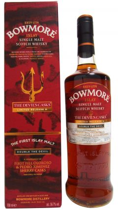 Bowmore - Devils Cask Batch #3 (Double The Devil) Whisky