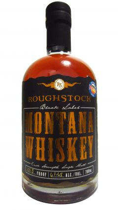 Roughstock - Montana Black Label Cask Strength - 2011 3 year old Whiskey