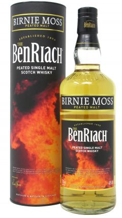 BenRiach - Birnie Moss - Intensely Peated Whisky