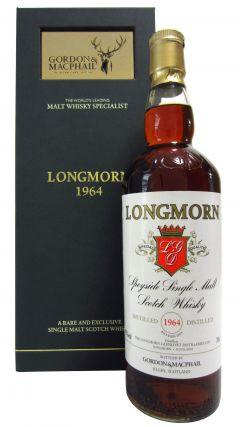 Longmorn - Speyside Single Malt - 1964 50 year old Whisky
