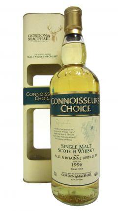 Allt-a-Bhainne - Connoisseurs Choice - 1996 18 year old Whisky