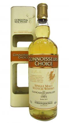 Glencadam - Connoisseurs Choice - 1991 21 year old Whisky