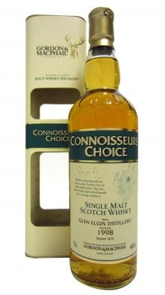 Glen Elgin - Connoisseurs Choice - 1998 16 year old Gin