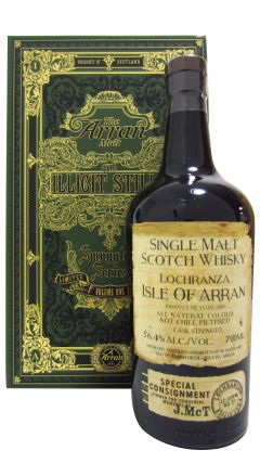 Arran - Smugglers Volume 1 - The Illicit Stills  Whisky