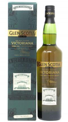 Glen Scotia - Victoriana Exceptionally Rare Whisky
