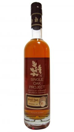 Buffalo Trace - Single Oak Project - The Winning Barrel #80 8 year old Whiskey
