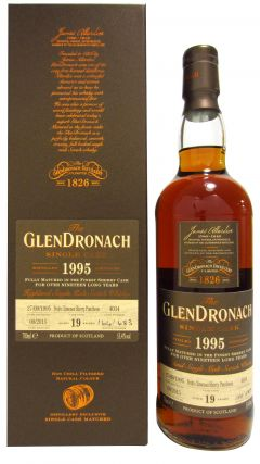GlenDronach - Single Cask #4034 (Batch 12) - 1995 19 year old Whisky
