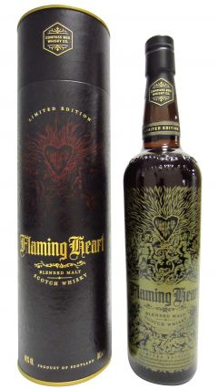Compass Box - Flaming Heart 15th Anniversary Edition Whisky
