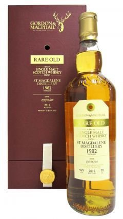 St. Magdalene (silent) - Rare Old - 1982 33 year old Whisky