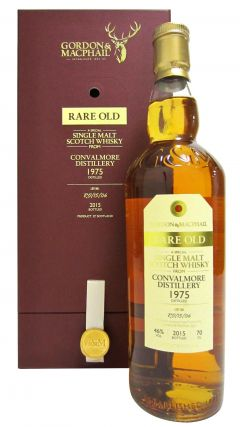 Convalmore (silent) - Rare Old - 1975 40 year old Whisky