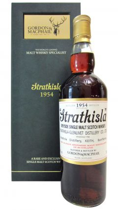 Strathisla - Single Cask #907 - 1954 59 year old Whisky