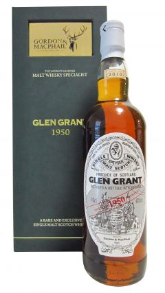 Glen Grant - Speyside Single Malt Scotch - 1950 60 year old Whisky