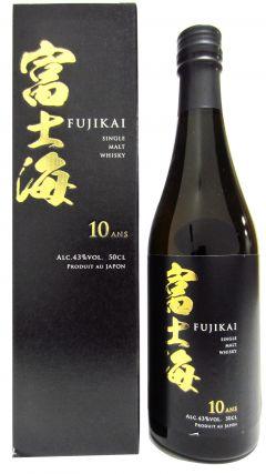 Shuzo - Fujikai Japanese Single Malt 10 year old Whisky